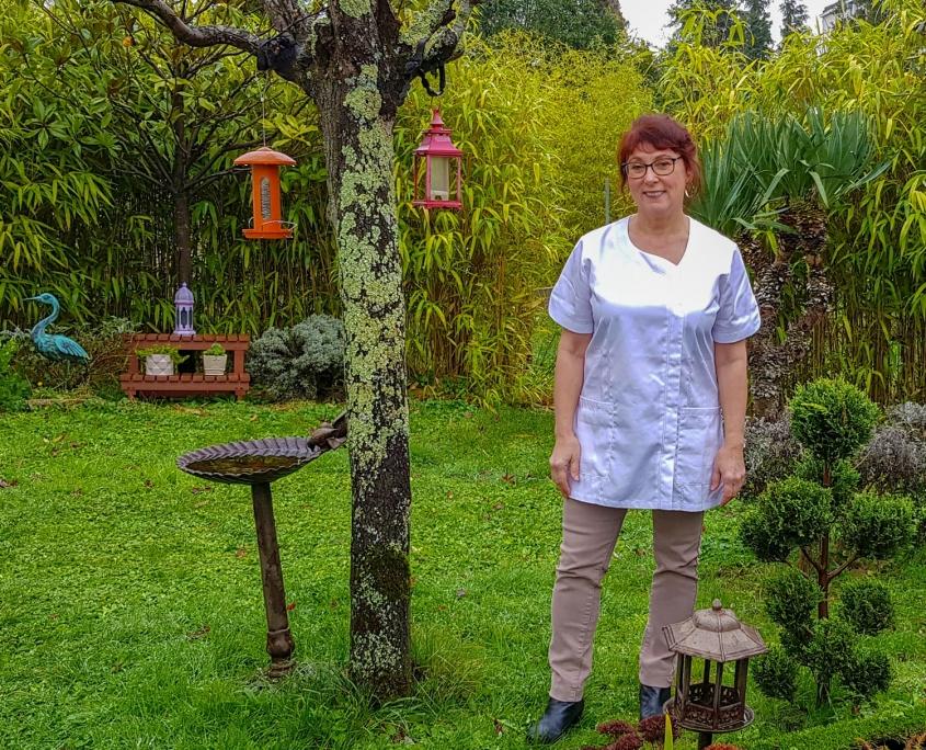 Sylvie Loubeau naturopathe à Niort